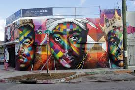 Famous Street Mural Artists by Tupac Tribute Murals And Graffiti From Around The World