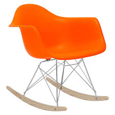 Poly And Bark Rocker Lounge Chair, Orange Lounge Chairs Nathan Rhodes Design Co Ltd This Guy Tweeted About Being Haunted By A Creepy Childs Ghost And Eames Plastic Armchair Rar Green Vitra Belinna Rocking Chair Victoria Kartell Replica Philippe Strack Diiiz Quiz Midcentury Modern From Breur And More Victoria Ghost Side Chair 2 Pack Fniture Appliances Stylish Overstock For Modernica Case Study Arm Shell Rocker Maple Zinc Wire Base Man Encountered Baby In His Apartment Documented It What Is Dear David Here Everything Writer Adam Ellis Has