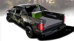 100 Chevy Truck Roll Bar This Concept Has Some Simple Accessories Youll Actually