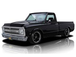 100 Used Trucks For Sale In Charlotte Nc 1969 Chevrolet C10 For ClassicCarscom CC1318419