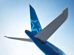 air transat lyon montreal vol lyon montréal sur air transat en classe affaires monde du voyage