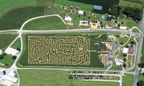 Best Pumpkin Patch Lancaster Pa by Cherry Crest Adventure Farm U0027s Corn Maze One Of The Country U0027s Best