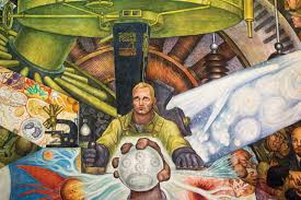 David Alfaro Siqueiros Murales Bellas Artes by The Radius Of A Mural Texas Architect Magazine