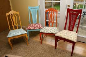 Outstanding Chair Cushion Covers With Ties Dining Room Seat Pads Without Cushions Ruffles Crate How To Make