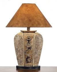 Southwest Table Lamps