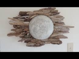 Wall Art Designs Driftwood Moon Home Design Ideas Decorations
