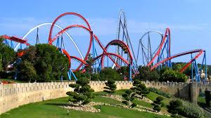 khan port aventura amusement park port aventura барселона путеводитель happyinspain
