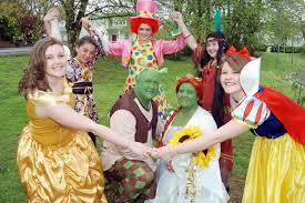 Disney Princess Wedding Theme Fashion Dresses