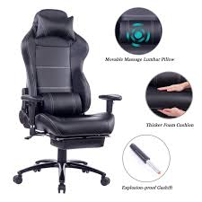 Blue Whale Massage Gaming Chair With Footrest Matel Base-Memory Foam  Adjustable Backrest Reclining PC Computer Video Gamer Chair Racing High  Back Game ... Umi By Amazon Gaming Chair Office Desk With Footrest Computer Chairs Ergonomic Conference Executive Manager Work Pu Leather High Back Merax Racing Recling For Gamers Pc Racer Large Home And Fabric Design Adjustable Armrests Musso Camouflage Esports Gamer Adults Video Game Size Highback Von Racer Big Tall 400lb Memory Foam Chairadjustable Tilt Angle 3d Arms X Rocker 5125401 21 Wireless Bluetooth Audi Pedestal Blackred Review Ultigamechair Dowinx Style Recliner Massage Lumbar Support Armchair Esports Elecwish Widen Thicken Seat Retractable Gtracing Speakers Music Audiopanted Heavy Duty Gt890m Respawn900 In White Rsp900wht Respawn200 Performance Mesh Or Rsp200blu