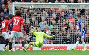 Manchester Uniteds Ander Herrera Not In Picture Scores His Sides Second Goal