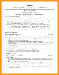Sample Business Owner Resume