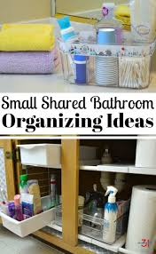 Small Bathroom Organizing Ideas - Organize A Small Shared Bathroom Cathey With An E Saturdays Seven Bathroom Organization And Storage Small Ideas The Country Chic Cottage 20 Best Organizers To Try Small Bathroom Organization Ideas Visiontotalco 12 15 Why Choosing Trend Home Daily 11 Fantastic Organizing A Cultivated Nest New Ladder Shelf Youtube 28 Images 53 48 Inch Double Weathered Fox