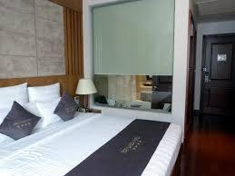 chambre avec baignoire balnéo photo de edenstar saigon hotel hô