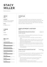 12 Retail Assistant Resume Samples & Writing Guide | Resumeviking.com How To Write A Perfect Retail Resume Examples Included Job Sample Beautiful 30 Management Resume Of Sales Associate For Business Owner Elegant Image Sales Customer Service Representative Free Associate Samples Store Cover Letter Luxury Retail And Complete Guide 20 Best Manager Example Livecareer Letter Template Assistant New Account Velvet Jobs Writing Tips Genius