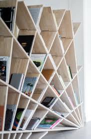 freestanding double sided poplar bookcase manufacturer studio