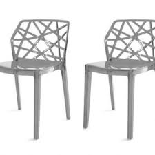 chaises plexi pas cher chaises design pas cher dcouvrez la chaise