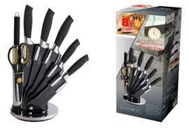Kitchen Knive Set 8pcs Kitchen Knife Set Royalty Line