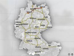 Image - German Truck Simulator Map.jpg | Truck Simulator Wiki ... German Truck Simulator Latest Version 2017 Free Download German Truck Simulator Mods Search Para Pc Demo Fifa Logo Seat Toledo Wiki Fandom Powered By Wikia Ford Mondeo Bus Stanofeb Image Mapjpg Screenshots Image Indie Db Scs Softwares Blog Euro 2 114 Daf Update Is Live For Windows Mobygames