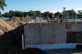 Construction Of Basement by Monday June 27 2016 Completing The Basement Walls And Floor