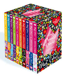 Princess Diaries 10 Copy Boxed Set Meg Cabot 9780330517393 Amazon Books