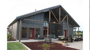 Awesome Metal Barn Home Designs Pictures - Design Ideas For Home ... Contemporary Farm House Barn Houses Homes The Bancroft Best 25 Houses Ideas On Pinterest Pole Barn Red Frances Figart Fredericksburg Home Heritage Restorations Free Images Farm House Building Home Shed Hut Loft At Moose Ridge Lodge 8 For Modern Living Dwell Design Kits Timber Frame Plans Barns Riverbend Ranch Greenville Intricate Oklahoma 12 Act
