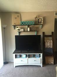 View Larger 1000 Ideas About Shelf Above Tv