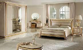klassisch italienisches schlafzimmer melodia beige