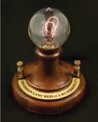 edison light bulb history aamsco lighting