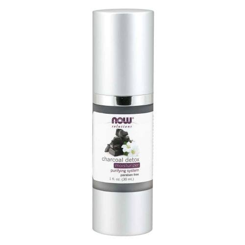 Now Foods Charcoal Detox Moisturizer 1 fl oz (30 ml)