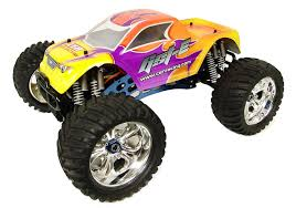 100 Cen Rc Truck Amazoncom CEN Racing 9513 GSTE Colossus RTR Monster 18