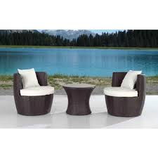 modern all weather wicker garden patio furniture sofa set ascona