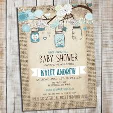 Rustic Baby Shower Invitations Is The Right Choice For A Invitation Card With Impressive Ideas 4