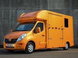 Renault Master Platform Cab Horsebox