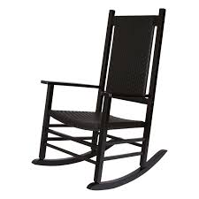 Winston Porter Canaan Porch Rocking Chair & Reviews | Wayfair