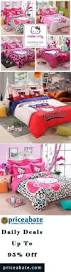 Hello Kitty Bed Set Twin by 17 Best Baby Bedroom Deco Images On Pinterest Hello Kitty
