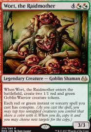 Guttersnipe Young Pyromancer Deck by Wort U0027s Forest Fires Wort The Raidmother Budget Edh Edh