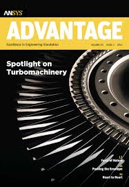 Dresser Rand Olean Ny Products by Turbomachinery Featured In New Ansys Advantageansys