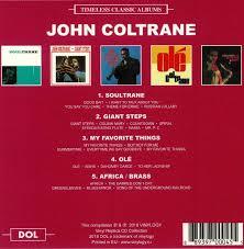 John COLTRANE Timeless Classic Albums Vol 2 Vinyl At Juno Records