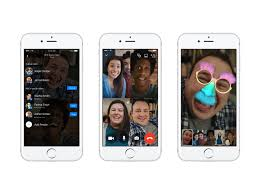 Messenger adds group video chatting on iOS and Android