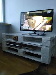 Reclaimedwood Diy Rustic Tv Stand Made Out Of Pallets Media Console Barnwood Pallet