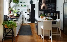 aménager une cuisine en longueur travaux com