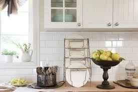Kitchen Countertop Decorating Accessories