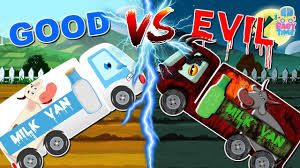 Good Vs Evil Milk Van - Scary Vehicles Names #W - Dump Truck ... Good Vs Evil Police Car Scary Monster Truck For Kids Learn Street The Classic Pickup Buyers Guide Drive To Transformation W Vehicles Names Fire When You Hear The Name Rutledge Wood Think Of That Funny Fast Here For A Time Not Long Trucks Pinterest June 8 I80 East Winnemucca Nv Images Collection What Mexican Food Truck Names A Wonderful Knapheide Confident In Its New Alinum Flat Bed Medium Duty Work Leer Dcc Commercial Cap Custom Trucks Off Road Classifieds 2006 Dodge Ram 2500 4x4 Laramie 59 Diesel Julians Hot Wheels Blog Ice Cream Super Van