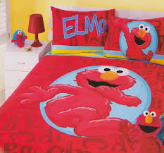 Lalaloopsy Bed Set by Elmo Red Quilt Cover Set From Kids Bedding Dreams Sesamestreet
