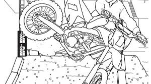 Dirt Bike Pictures To Color Valid Bikes Drawing Coloring Pages Best Racing Colouring