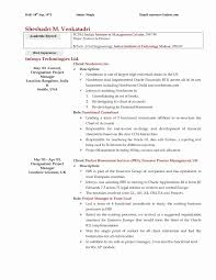 Project Manager Resume Templates Best Management Samples Cover Examples Full Size