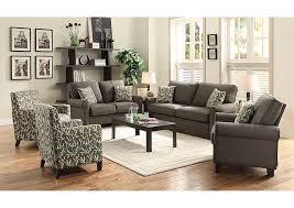 atlantic bedding and furniture annapolis grey sofa loveseat chair