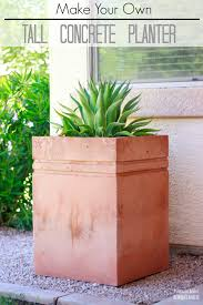 pneumatic addict how to make knock off table top planters