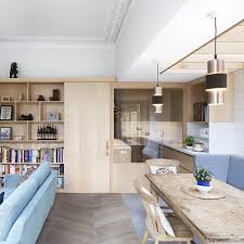 100 Tdo Architects Kelross Road TDO Architecture Cozinhas In 2019 Small Apartment