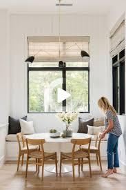modernes seehaus küche ecke in 2020 modernes esszimmer